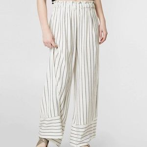 e714f7b40b Billabong Pants - Billabong Women's Flip Out Wide Leg Pant